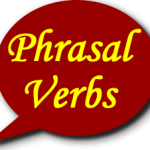 Keep up with new phrasal verbs in English