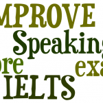 Speaking: Improving can be easy