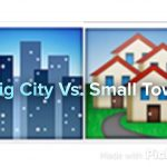 Vocabulary: Town and City