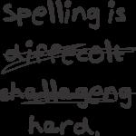 Tips for better spelling